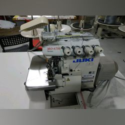 Máquina de corte e cose ponto de segurança foto 1