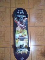 Skate board  Marca deeply Pintura pouco danificada foto 1