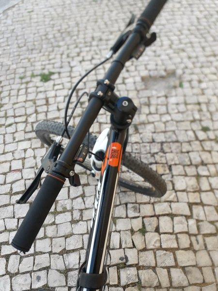 Bicicleta ktm foto 1