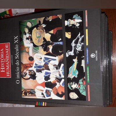 Coletânea Livros da História da Humanidade 120€ coletânea 6€ individual foto 1