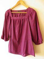 Blusa Violeta Cortefiel L foto 1
