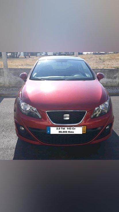 Seat Ibiza FR 2.0 TDI 143CV 2011 🇵🇹️NACIONAL foto 1