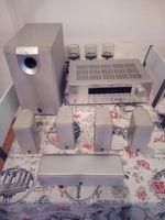 Sistema de som da Yamaha. foto 1