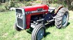 Tractor agrícola Massey-Ferguson 230 foto 1