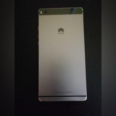 Huawei P8 cinza 16 gb usado foto 2