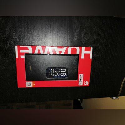 Huawei P8 cinza 16 gb usado foto 4