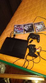 Ps3 Slim 500 gb foto 1