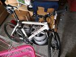 Bicicleta prime wrc foto 1