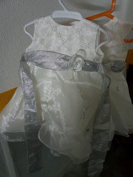 Vestido cerimônia menina 1 ano. foto 1