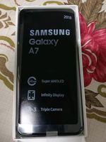 Telemóvel Samsung A7 de 2018 foto 1