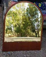 Espelho com moldura foto 1