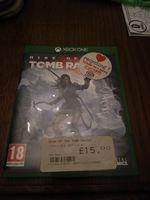 Rise of Tomb Raider Xbox one foto 1