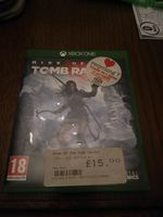 Rise of Tomb Raider Xbox one foto 1