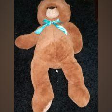 Urso de 1,50 metros e bonecos lidl foto 1