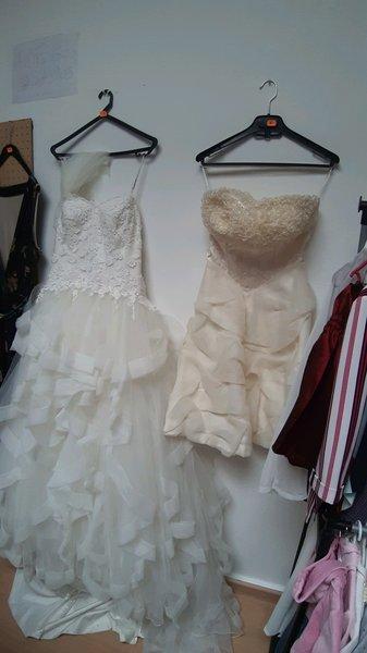 Vestido é Vestido de noiva foto 1