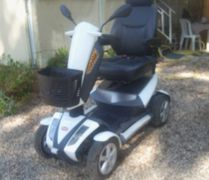 Scooter mobilidade reduzida foto 1