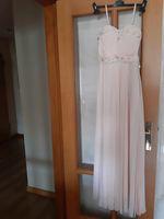 Vestido de cerimónia tamanho L, usado apenas 1 vez foto 1