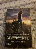 Livro. Divergente, usado em bom estado foto 1