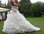 Vestido de noiva lindissimo e super original foto 1