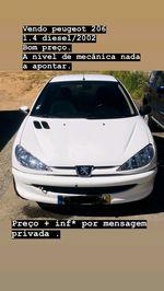 Peugeot 206 / 2002 / 1.4 HDI foto 1