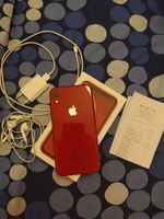 iPhone XR Vermelho 64gb foto 1