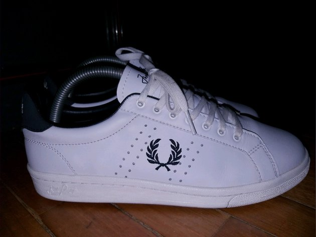 Sapatilhas Fred Perry foto 1