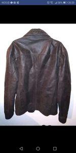 Vendo casaco de cabedal Rino&Pelle foto 1