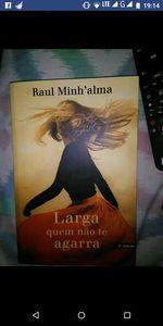 Livro Raul Minh alma foto 1