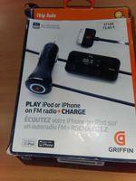 PLAY IPod ou iPhone não FM radio+Charge foto 1