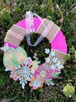 Grinaldas para decorar a sua Páscoa ❤️ foto 1