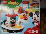 LEGO Duplo Mickey Minnie. foto 1