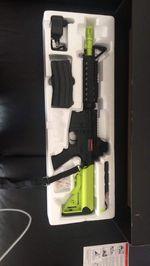 Vendo arma de airsoft foto 1