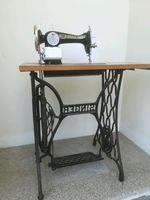 Máquina costura foto 1