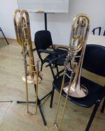 Trombone baixo yamaha foto 1