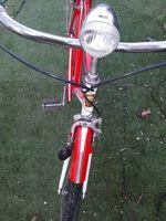 Bicicleta pasteleira foto 1