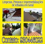 Limpeza, Pintura e impermeabilização de telhados em geral foto 1