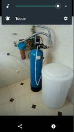 Descalceficador de água novo. foto 1