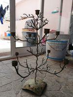 Árvore de velas foto 1