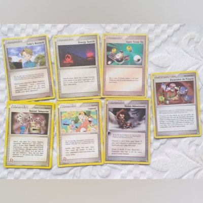 Cartas pokemon foto 1