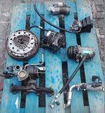 Material Bmw e46 320d 136cv foto 1