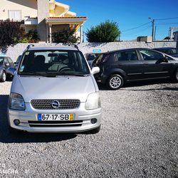 Opel agila 1.0 gasolina foto 1