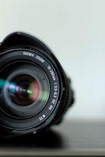 Lente sigma 18-200mm foto 1
