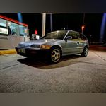 Honda civic ef foto 1