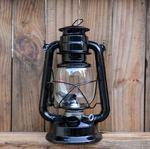 Lampião vintage com mais de  70 anos foto 1