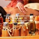 Massagem terapêutica e energética foto 1