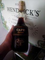 Café licor foto 1