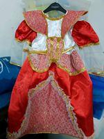 Vestido de Carnaval 6/7 anos foto 1