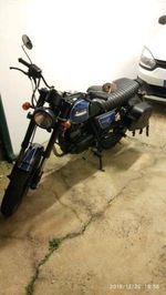 Vendo Moto Bullit Hunts 125 S /2018 foto 1