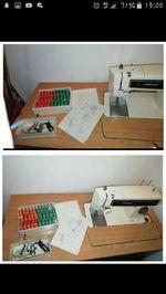 Máquina de costura Jaguar foto 1