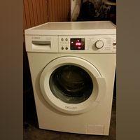 Maquina lavar roupa bosch foto 1